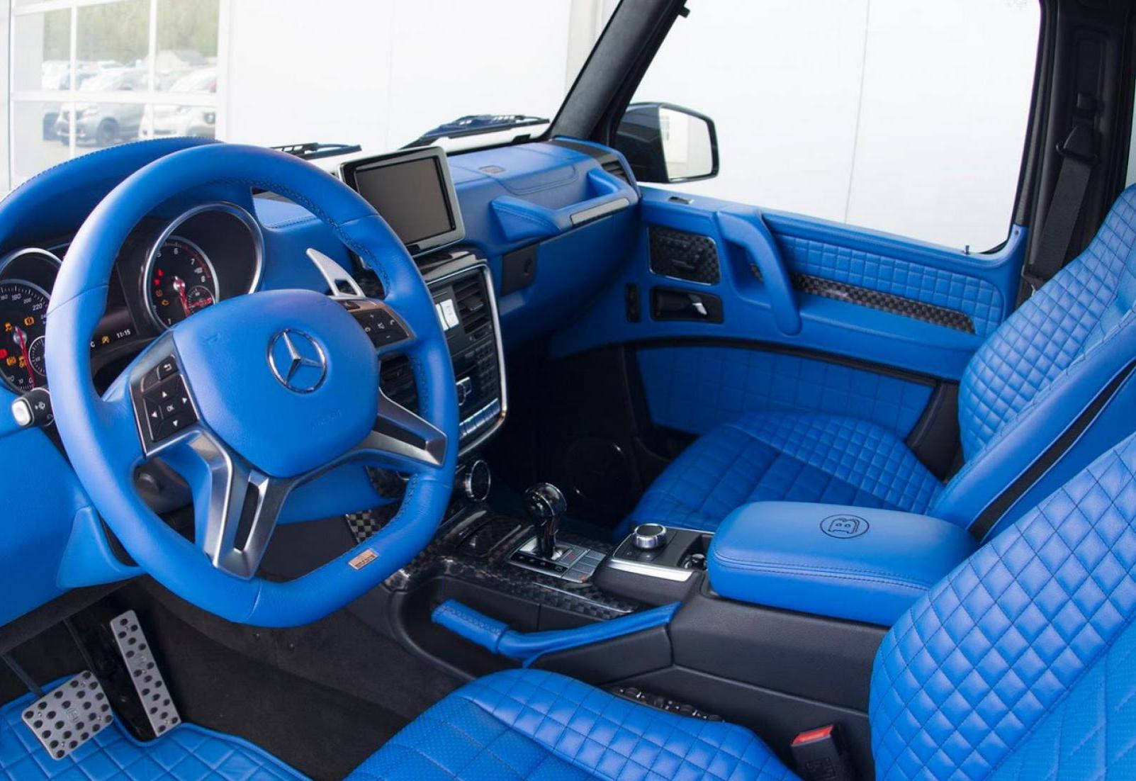How do you maintain the elegance of leather seats?