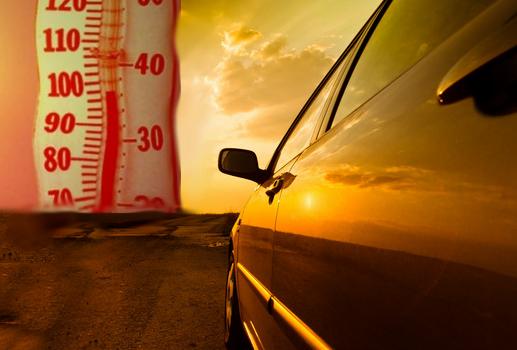 ٦ نصائح مهمة تساعد في خفض حرارة السيارة الداخلية