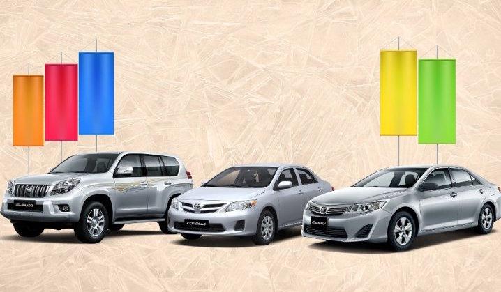 تويوتا قطر توفر عرضا فريدا على السيارات المستعملة