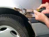 كيفية إزالة الصدأ عن السيارة؟